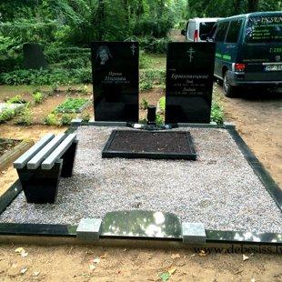 16. Miķeļu kapi
